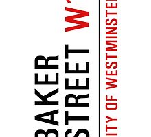 baker street phone by mkey