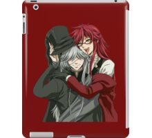 Grell, and Undertaker  iPad Case/Skin