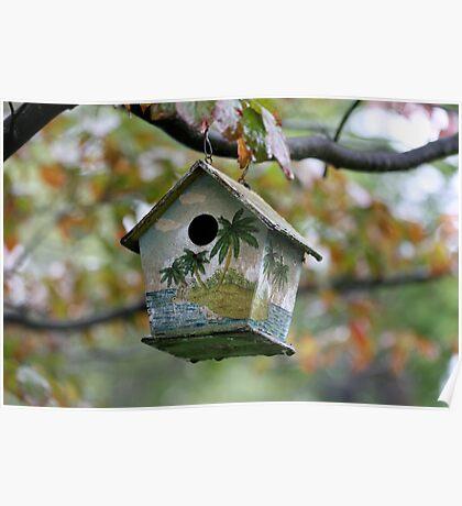 My Bird House Poster