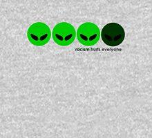 Alien Racism Long Sleeve T-Shirt