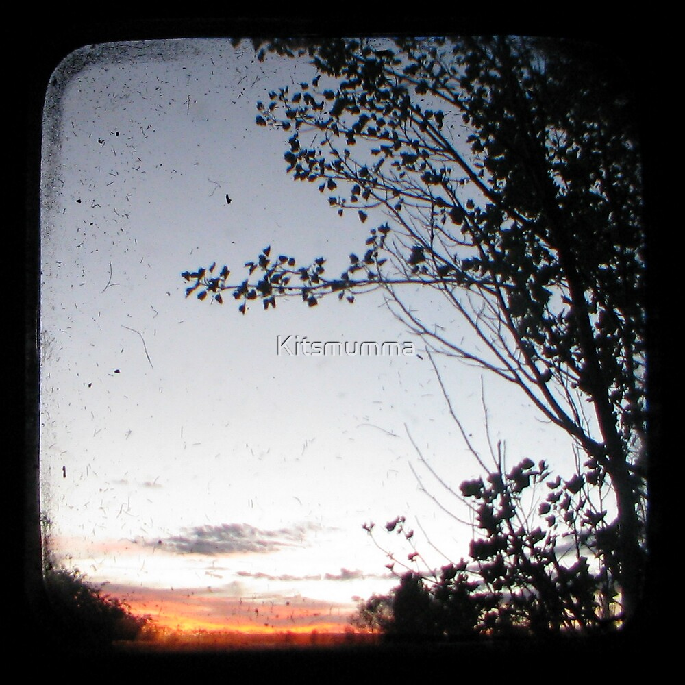 New England Sunset by Kitsmumma