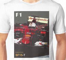 FERRARI F1 SF15-T Unisex T-Shirt