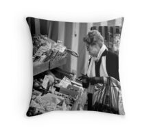 Try before you buy! Throw Pillow