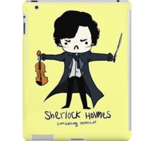 Sherlock is Not a Psychopath iPad Case/Skin
