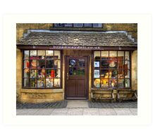 broadwaydeli.co.uk Art Print