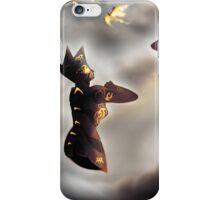 Free Robots of Pepper-Pot Land [Digital Fantasy Illustration] iPhone Case/Skin