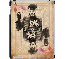 Ace of Diamonds Gambit iPad Case/Skin