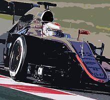 McLAREN - HONDA F1 by harrisonformula