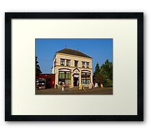 General Stores - Long Compton Framed Print