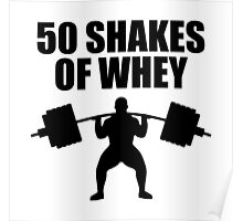 50 Shakes of Whey Poster