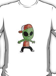Cool Alien T-Shirt