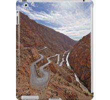 Dades Gorge iPad Case/Skin