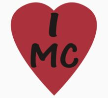 I Love Monaco - Country Code MC T-Shirt & Sticker by deanworld