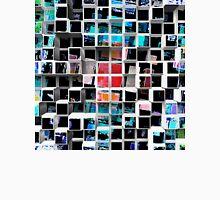 Colorful 3D Cubes Unisex T-Shirt