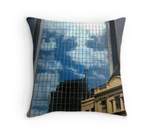 The Ones Who Have Stolen Our Blue Skies Throw Pillow