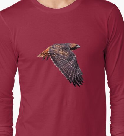 Red-Tailed Hawk 4 Tee T-Shirt