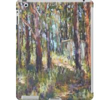 Gum Scrub - plein air paint out iPad Case/Skin