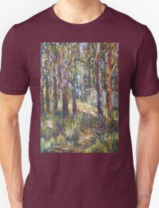 Gum Scrub - plein air paint out Unisex T-Shirt