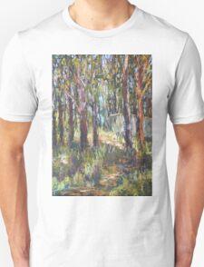 Gum Scrub - plein air paint out T-Shirt