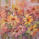 Floral Warmth by bevmorgan