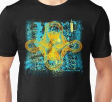 Tattoo crazy styling (2) Unisex T-Shirt