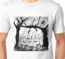 Monochrome Nature Unisex T-Shirt