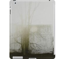 « un matin de brouillard » iPad Case/Skin