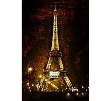 Le Tour de Paris Photographic Print