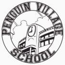 Penguin Village School by duub qnnp
