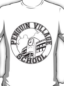 Penguin Village School T-Shirt