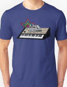 Synth Cat Unisex T-Shirt