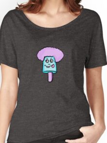 Purple daze lolly Women's Relaxed Fit T-Shirt