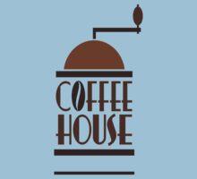 Coffee House Kids Tee