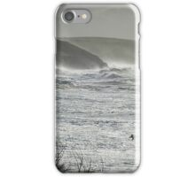 Another Storm coming to Cornwall iPhone Case/Skin