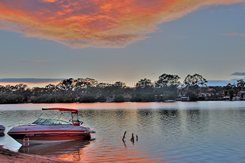 Murray Morning, Mannum. S.A by patapping