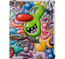 graffiti3 iPad Case/Skin
