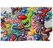 graffiti3 Poster