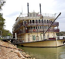 Murray Princess Mannum. S.A by patapping