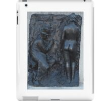 Hirshhorn Sculpture Garden, Washington D.C. iPad Case/Skin