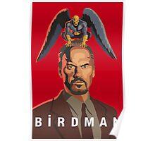 The Birdman Poster
