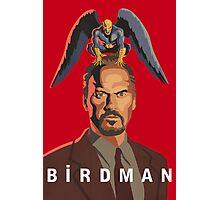 The Birdman Photographic Print