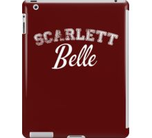 Once Upon a Time - Scarlett Belle iPad Case/Skin