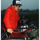 Ayrton Senna Karting by harrisonformula