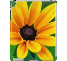 Yellow Daisy Flower iPad Case/Skin