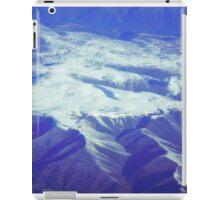 Snowcaps iPad Case/Skin