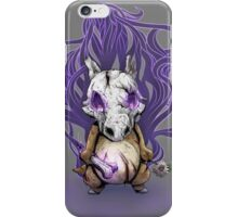 Cubone Design #1 iPhone Case/Skin