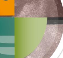 Undiscovered Species - Alpha Green Sticker