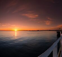 Busselton Sunrise by Andrew Dickman