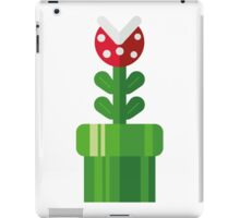 Pipe plant iPad Case/Skin