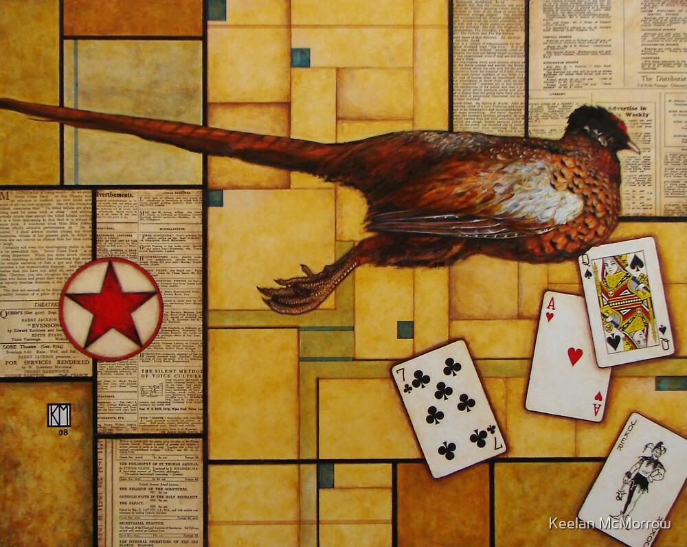 Divination by Keelan McMorrow